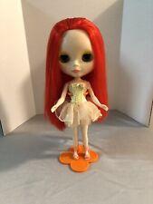 Neo Blythe 2003 Hasbro Takara w/Freckles and Flaming Orange Hair