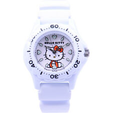 Japan CITIZEN Q&Q water resistant 10ATM wrist watch Hello Kitty diver analog F/S