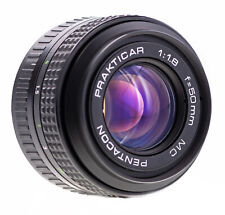 Pentacon Prakticar 50 mm f 1,8 MC  SN:0102  Muster / Vorserie / Prototyp