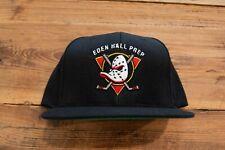 Anaheim Mighty Ducks Eden Hall Snapback Hat