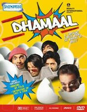 DHAMAAL - SANJAY DUTT - ARSHAD WARSI - SUPER HIT COMEDY - NEW BOLLYWOOD DVD