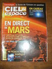 Ciel et espace N°404 Jean-Pierre Swings Années Bissextile Passage de Vénus