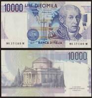 10000 LIRE 19/8/1998 K ALESSANDRO VOLTA
