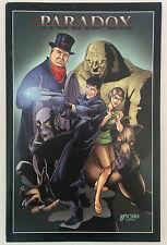 Paradox trade paperback (2010 Arcana Studios) Chris Gage Comic