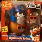 mr potato head Transformers Optimash Prime