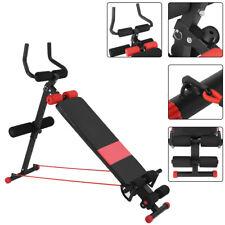 Ab Abdominal Exercise Machine Cruncher Trainer Body Shaper Fitness Gym Equipment