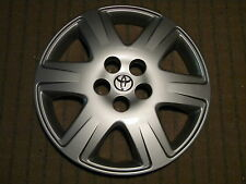 2005 2006 2007 2008 GENUINE TOYOTA COROLLA LE HUBCAP WHEEL COVER 42621-AB110,OEM