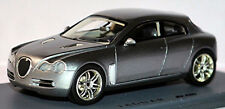 Jaguar R-D6 2003 rauchsilber metallic dark-silver 1:43 Spark