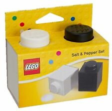LEGO SALT & PEPPER SHAKERS legos KITCHEN housewares lego NEW exclusive gift