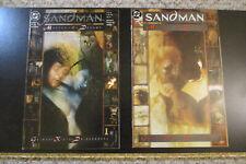 Sandman Comic Book Lot #2, #3, #5, #6, #7, #9 - VF or higher