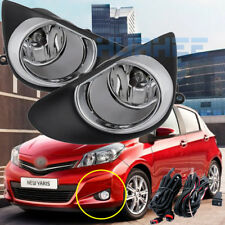 For 2012 ~ 2014 Toyota Yaris 3/5Dr Hatchback /2012~2014 Vitz Fog Lights /1Pair