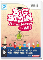 Wii & Wii U - Big Brain Academy Wii Degree **New & Sealed** Official UK Stock