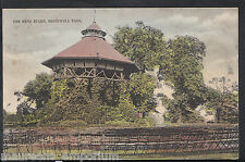 London Postcard - The Band Stand, Brockwell Park   BH5950
