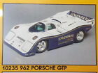 Rare 1987 Parma 1/10 962 Porsche GTP Clear Lexan Body for RC10L Delta Tamiya