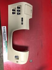 2010-2013 Lexus  Rx350 Driver Side Kick Panel /cup Holder And Switches
