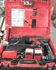 Hilti Dx 351 Powder Actuated Gun With X Mx32 Magazine And More