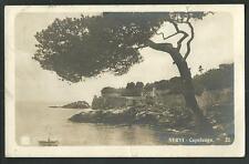 Nervi ( Genova ) : Capolungo - cartolina viaggiata nel 1910