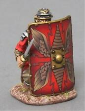 THOMAS GUNN ROMAN EMPIRE ROM008A LEGIONNAIRE KNEELING WITH GLADIUS RED MIB