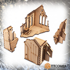 TTCombat BNIB Gothic Chapel Corner Ruins TTSCW-SFG-044