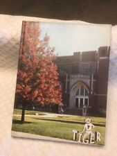 1979 Yearbook Princeton High School Annual Bureau County IL Pictures Tiger