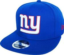 New Era New York Giants Calming Blue Snapback Cap 9fifty Original Fit Basecap