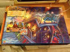 RARE Harry Potter Halls of Hogwarts Board Game By Mattel