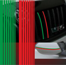 Streifen Racing Aufkleber Sticker 2-14mm Grill Kühlergrill passend für Skoda F