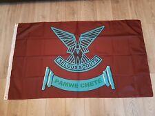 Selous Scouts flag 3X5 ft (Maroon)