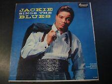 JACKIE WILSON SINGS THE BLUES LP RECORD ORIGINAL HYLIT