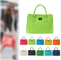 New Korean Fashion Women's Colorful Handbag Cross Body Shoulder Bag Satchel Bags