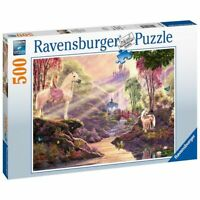 Ravensburger The Magic River 500 Piece Jigsaw Puzzle Brand New and Sealed