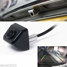 170° Wide Angle Waterproof Rear View Car Color CCD Reverse Backup Parking Camera