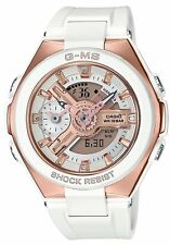 CASIO BABY-G MSG-400G-7AJF G-MS Series Women Casual Watch  From Japan