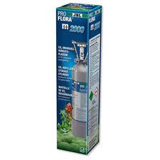 JBL ProFlora m 2000 Silver CO2 Mehrwegflasche Vorratsflasche