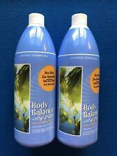 Life Force Body Balance Sea Nine Liquid Whole Food Supp-2 Quarts-SAME DAY SHIP
