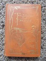 The Seven Seas ~ Rudyard Kipling, D. Appleton & Co., 1897, 1st American Edition.