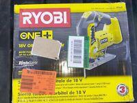 RYOBI P5231 ONE+ 18 Volt Orbital Jig Saw