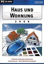 HAUS WOHNUNG RAUM PLANER 3D 2008 ** BRANDNEU