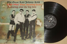 Johnny Kidd & The Pirates ‎-The Great Late Johnny Kidd 1939-1966...- LP France