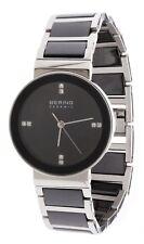 BERING Damen Armbanduhr Funkuhr Schwarz 50130-742