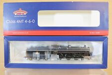 BACHMANN 31-117DC DCC FITTED BR BLACK 4-6-0 CLASS 4MT LOCO 75074 MINT BOXED py