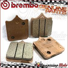 4 FRONT BRAKE PADS BREMBO GENUINE PARTS SINTERED 07BB0590 KTM DUKE 690 2010 2011