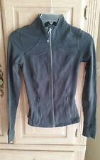 Lululemon Form Jacket Gray, 2
