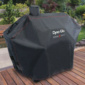 DYNA-GLO DG576CC Grill Cover,Large,Premium,Charcoal