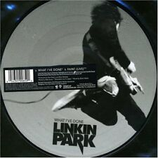 Linkin Park, What I've Done, NEW/MINT UK PICTURE DISC 7 inch vinyl single