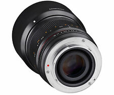 Samyang 50mm F1.2 as UMC CS Lens MFT Micro Four Thirds