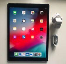 Apple iPad Pro 128GB, Wi-Fi + Cellular (Unlocked), 12.9in - Space Grey