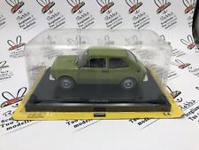 "DIE CAST "" FIAT 127 (1971) "" SCALA 1/24  QUATTRORUOTE"
