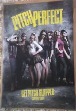 PITCH PERFECT MOVIE POSTER 2 Sided ORIGINAL 27x40 ANNA KENDRICK