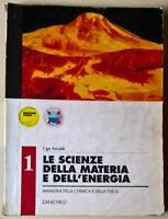 Le scienze della materia e dell'energia 1 - Ugo Amaldi - 1996, Zanichelli - L